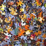 Jigsaw Puzzle - Illustration of Chunking